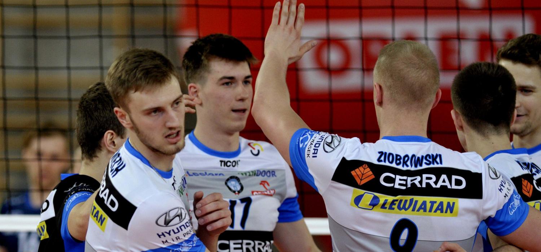 Pierwsza szóstka i libero sezonu 2016/17 Młodej Ligi