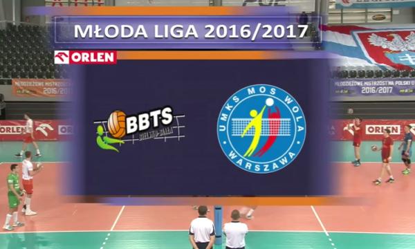 BBTS Bielsko-Biała - MOS WOLA Warszawa