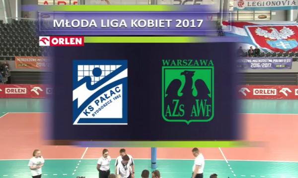 KS PAŁAC Bydgoszcz - AZS AWF Warszawa