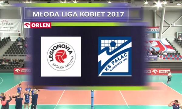Legionovia Legionowo - KS PAŁAC Bydgoszcz