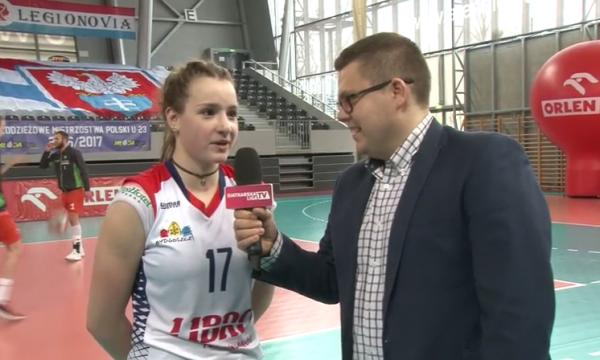 Wywiad Monika Jagła