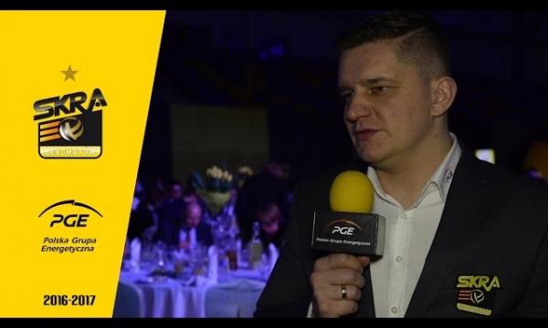 Zespół PGE Skry o sezonie 2016/2017 - Robert Kaźmierczak