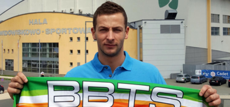 Przemysław Czauderna pozostaje w BBTS-ie