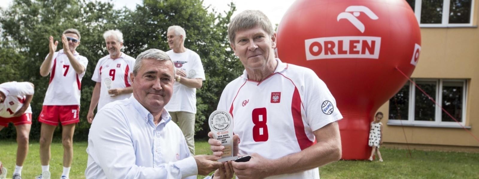Ponad 40 drużyn zgłosiło się już do XXII ORLEN Mistrzostw Polski Old Boyów w piłce siatkowej im. Wojciecha Zielińskiego