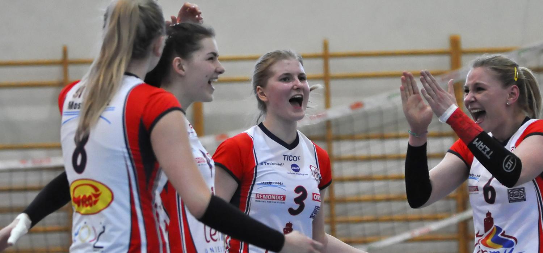 Najlepsze zawodniczki sezonu 2016/17 Młodej Ligi Kobiet