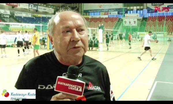 Ryszard Leszczyński: tutaj także popularyzujemy siatkówkę