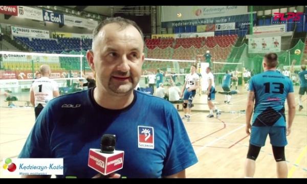 Sławomir Kudłaczewski: mieszkam i bawię się siatkówką w Luksemburgu