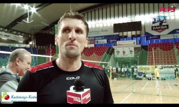 Dawid Murek: wygrać z Mostostalem to jest coś!