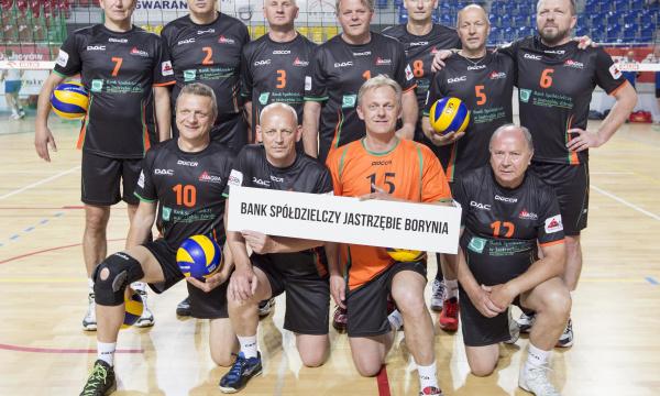 Mistrzowie Polski Oldbojów w kategorii +50