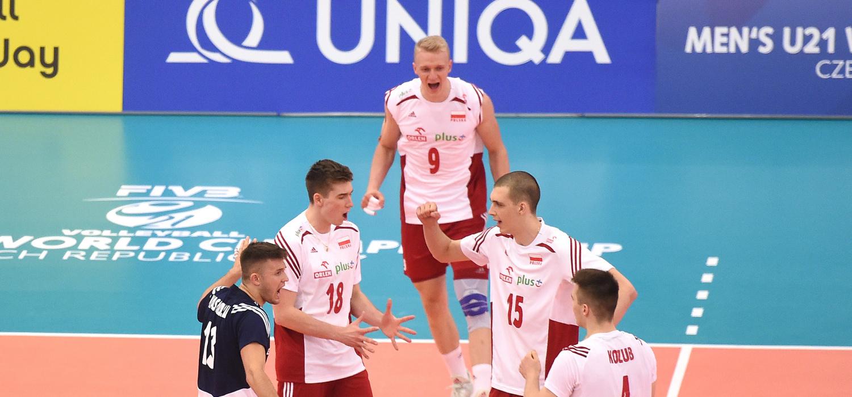 MŚ U21: Polska - Maroko 3:0