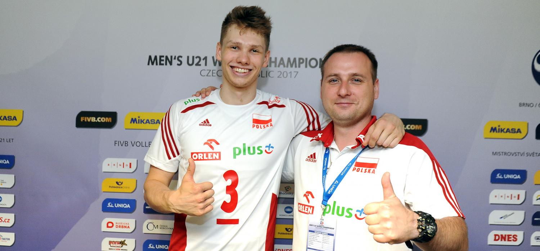 Jakub Kochanowski: zrobiliśmy dobry krok w kierunku złotego medalu