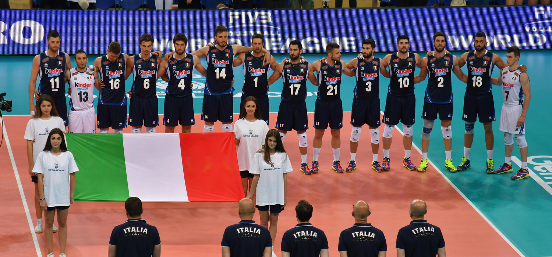 Włosi przygotowują się do EUROVOLLEY POLAND 2017 bez Zajcewa i Jauntoreny