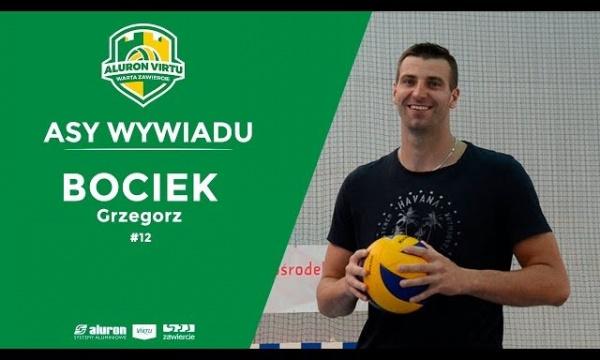 """""""Asy wywiadu"""" – Grzegorz Bociek"""