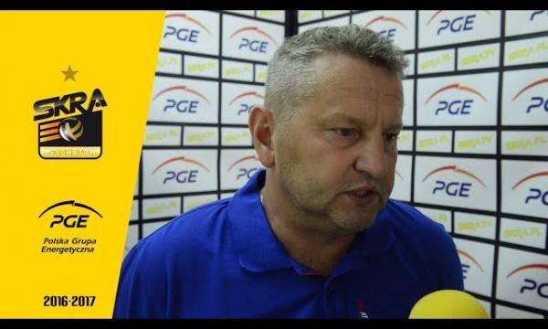 Konrad Piechocki o starcie przygotowań i duecie trenerskim