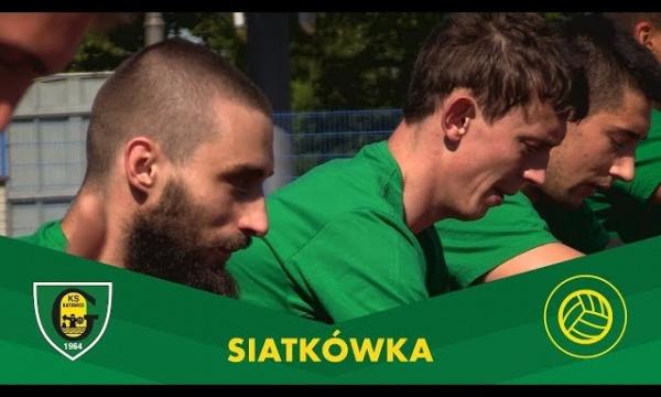 Dominik Witczak o przygotowaniach GKS-u Katowice
