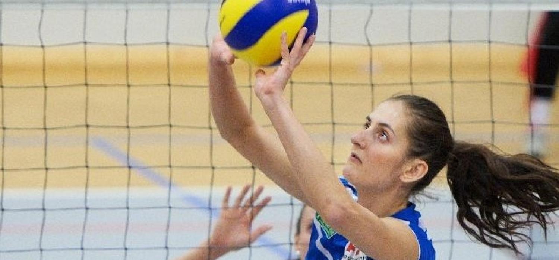 Paulina Szpak: Legionowo ma warunki do gry w siatkówkę