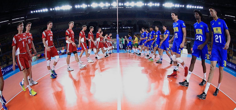 MŚ U23: Polska - Brazylia 0:4
