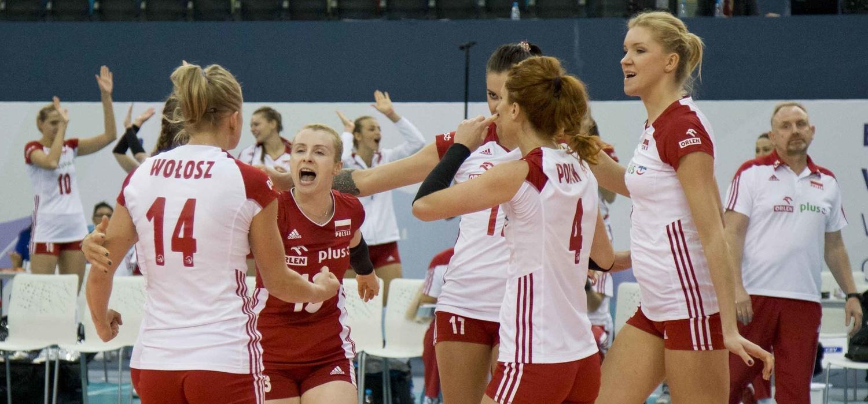 EUROVOLLEY 2017: Polska - Niemcy 3:2