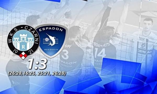 Wypowiedzi po meczu Cerrad Czarni Radom – Espadon Szczecin