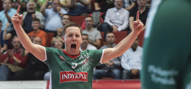 Michał Żurek na kolejne 2 lata w Indykpolu AZS