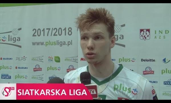 Gracze o meczu w Uranii i wygranej 3:2 Trefla Gdańsk