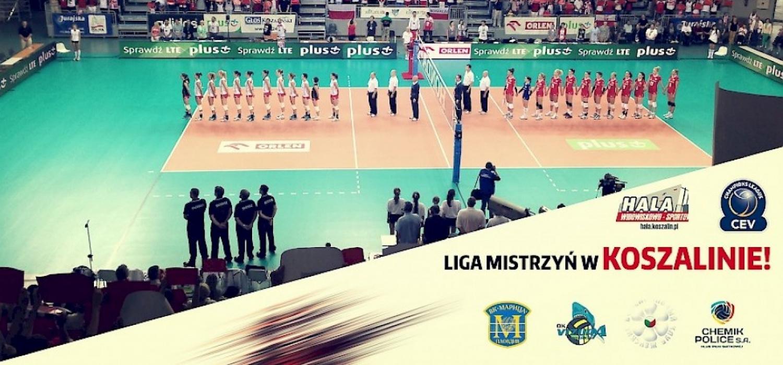 Liga Mistrzyń w Koszalinie