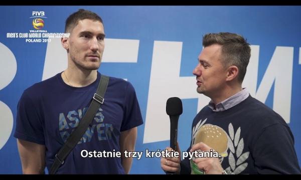Michajłow: Brakuje mi tylko triumfu w Klubowych Mistrzostach  Świata