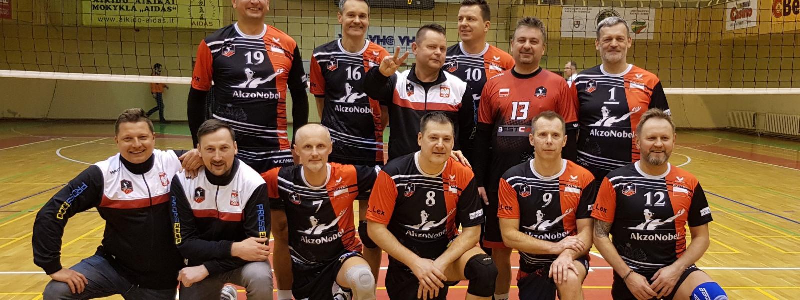 50-ty medal Kaman Volley - z Litwy ze złotem i srebrem EEVZA 2018