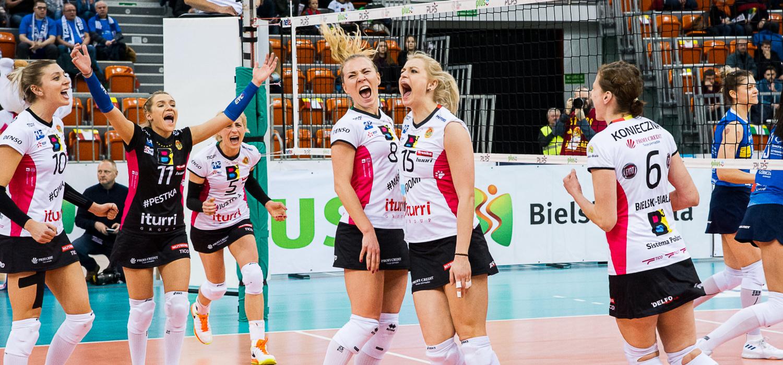 Marlena Pleśnierowicz: cieszymy się ze zwycięstwa za trzy punkty