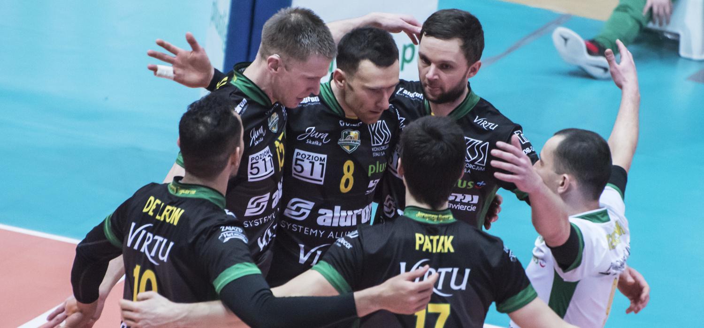 Grzegorz Pająk: szukaliśmy naszej gry