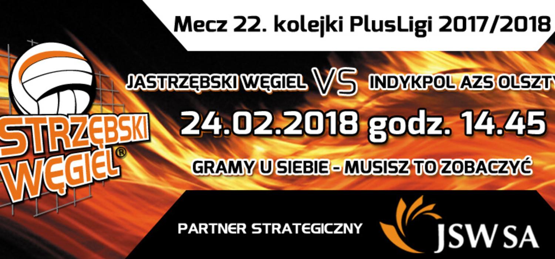 W sobotę arcyważny pojedynek z Indykpolem AZS Olsztyn. Mecz za sześć punktów