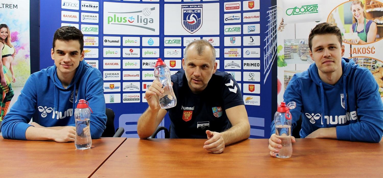 Jakub Szymański: u siebie gramy lepszą siatkówkę