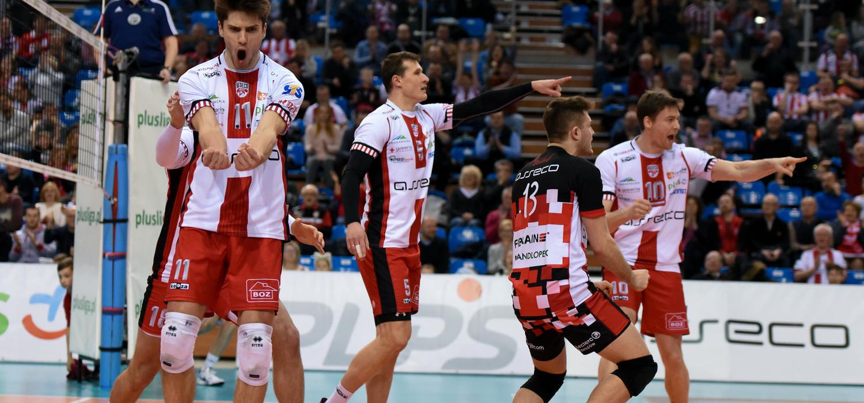 Półfinał Pucharu CEV: Asseco Resovia Rzeszów - Biełogorie Biełgorod 0-1