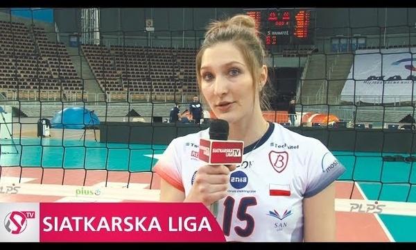 Półfinał LSK: Grot Budowlani Łódź – Chemik Police 3:0