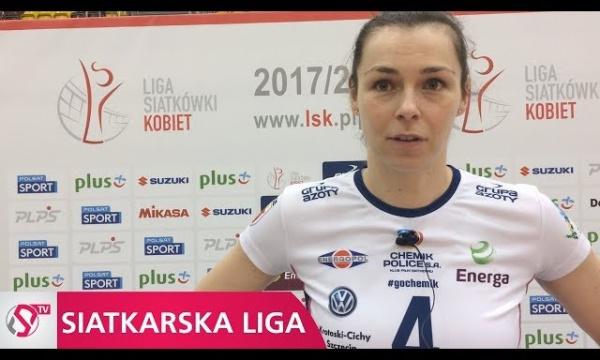 Wielki finał Ligi Siatkówki Kobiet i 25:4!