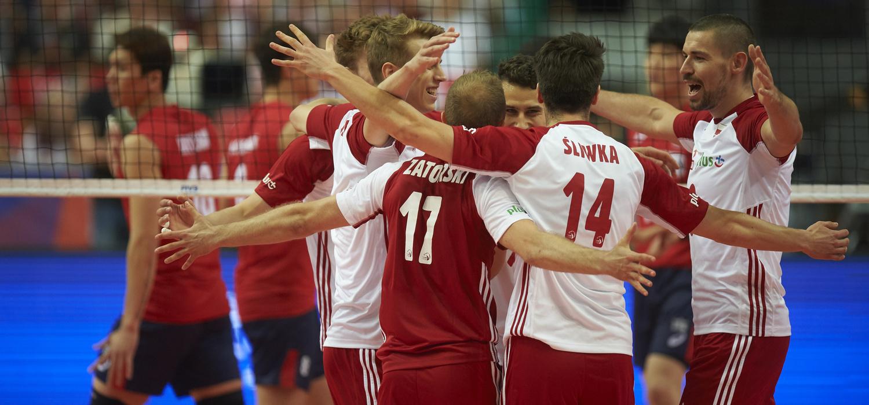 Liga Narodów: Polska - Korea Południowa 3:0