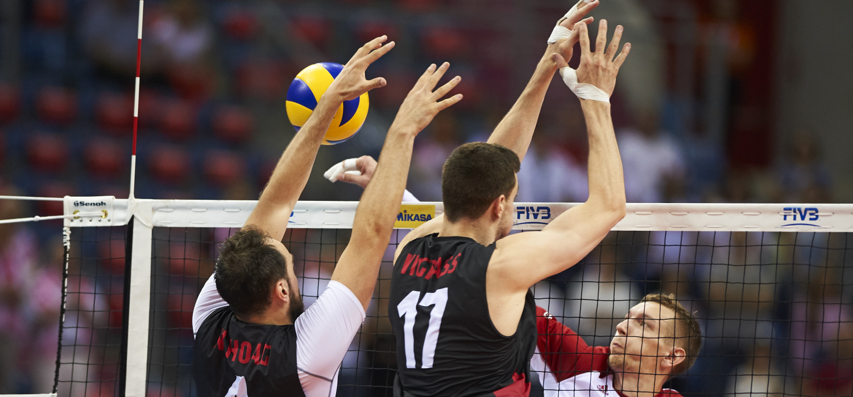 Liga Narodów: Polska - Kanada 3:1