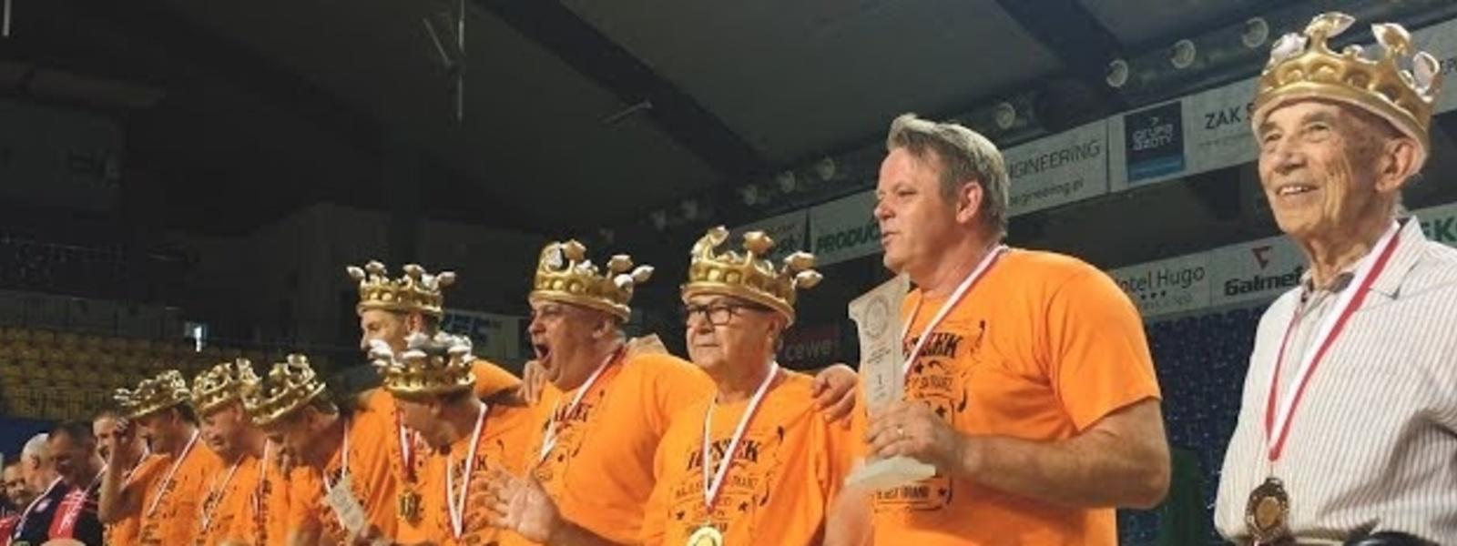 MP Oldboyów: medale rozdane. Kto znalazł się na podium?