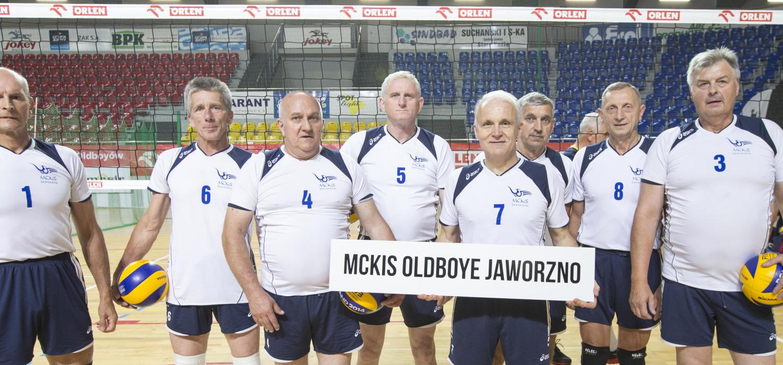 MP Oldboyów: MCKiS OLDBOYE Jaworzno zwycięzcą w kategorii 60+