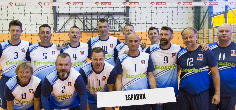 ORLEN XXIII Mistrzostwa Polski Oldboyów: Espadon najlepszy w 40+