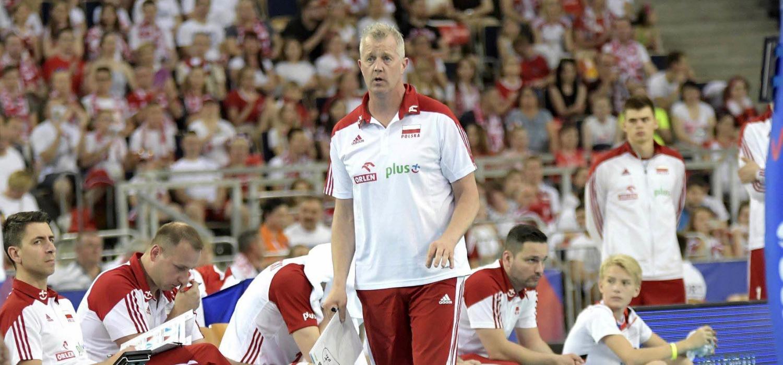 Vital Heynen: w Lidze Narodów najtrudniejsza jest ilość meczów do rozegrania