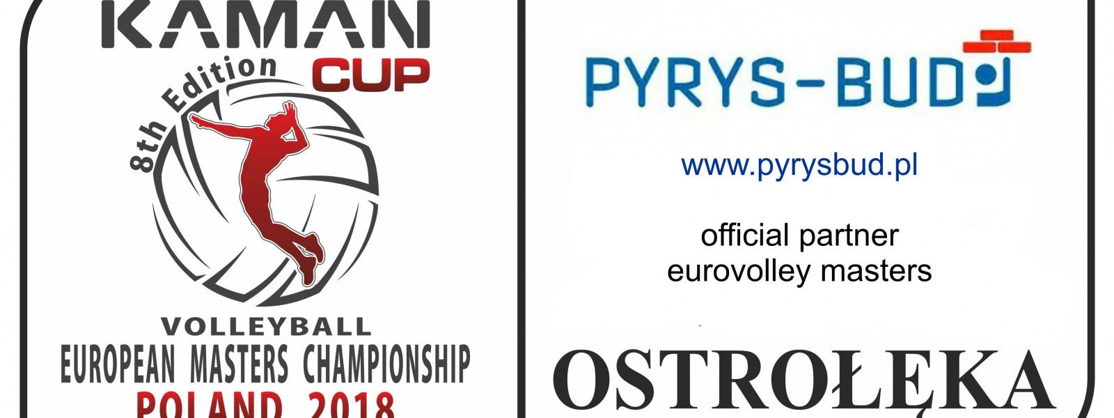 PLPS objął patronat nad Eurovolley Masters Ostrołęka 2018