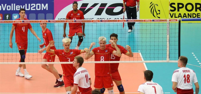MEJ: Polska - Francja 3:1