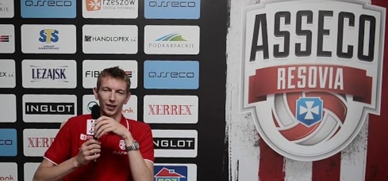 Damian Schulz dla AssecoResovia TV (cz. I)