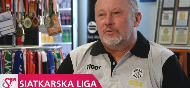 VOLLEY BAJKA, czyli lekkie wariactwo Pana Grzegorza