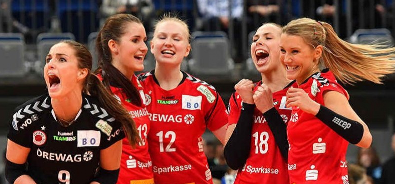 Dresdner SC zagra w turnieju o Puchar Firmy Developres