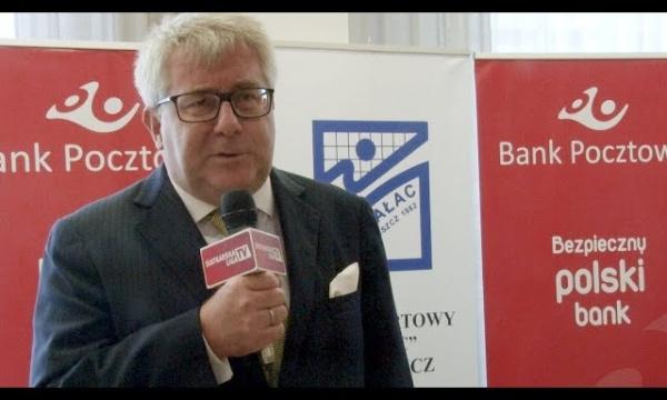 Bank Pocztowy stawia na Pałac Bydgoszcz