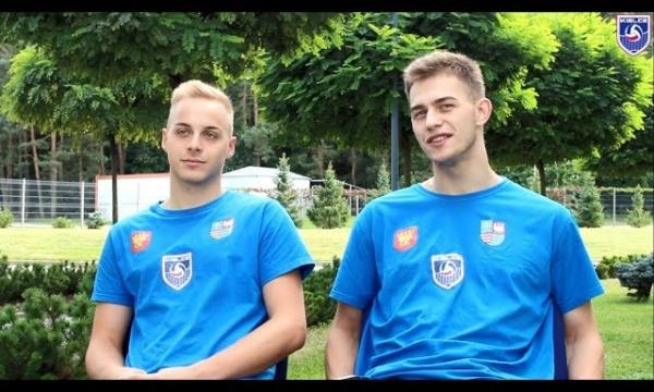 W ogniu pytań: Marcin Jaskuła i Michał Godlewski