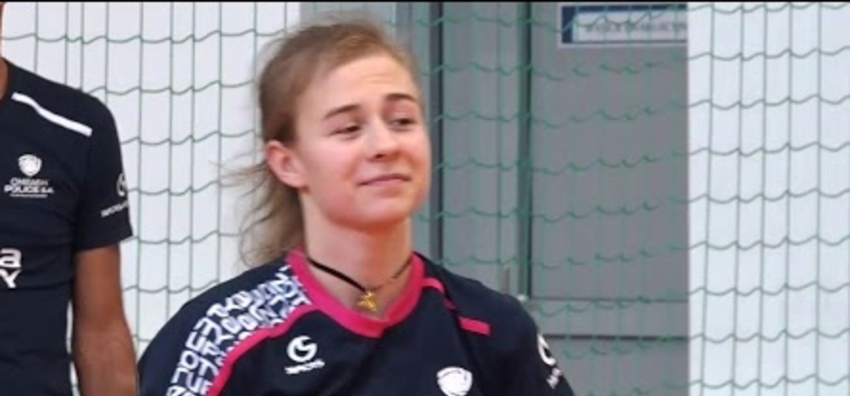Magdalena Stysiak: Podwózka do hali