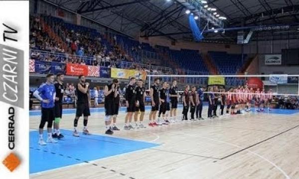CzarniTV: Skrót meczu Cerrad Czarni Radom - Asseco Resovia Rzeszów